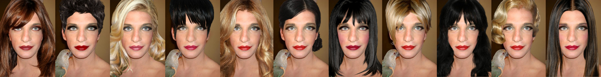 Gender Bending the InStyle Hollywood Makeover tool