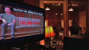 Ronit Kirchman conducts the opening music cue of THE SKIN I'M IN